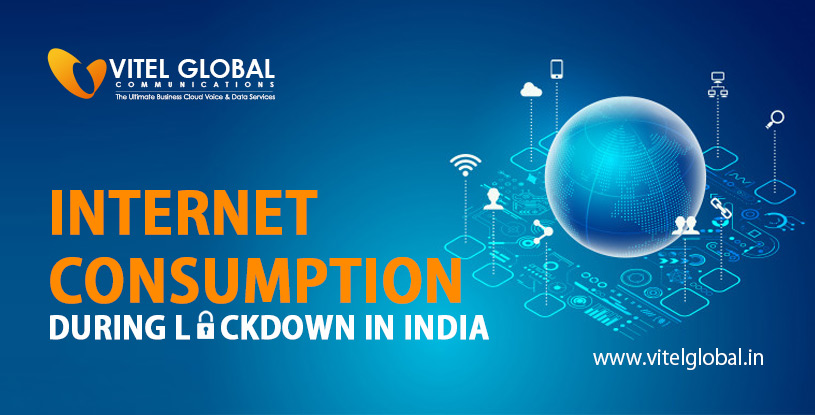 Internet Consumption During Lockdown In India