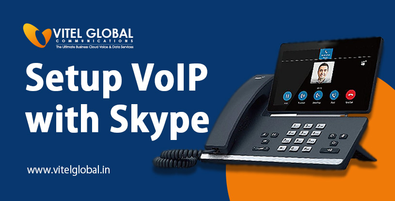 Setup VoIP Phone with Skype